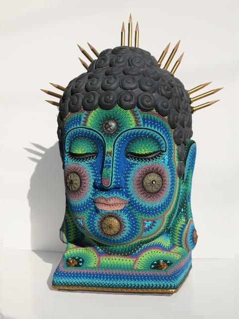 , 'Buddha's Blues,' 2014, Duane Reed Gallery