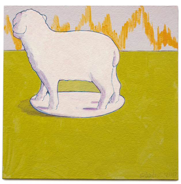 , 'Lost Lambs 8,' 2017, New Gallery of Modern Art