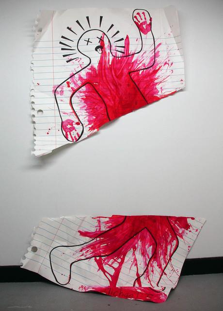 , 'Is He Dead Yet? ,' 2011, g.gallery