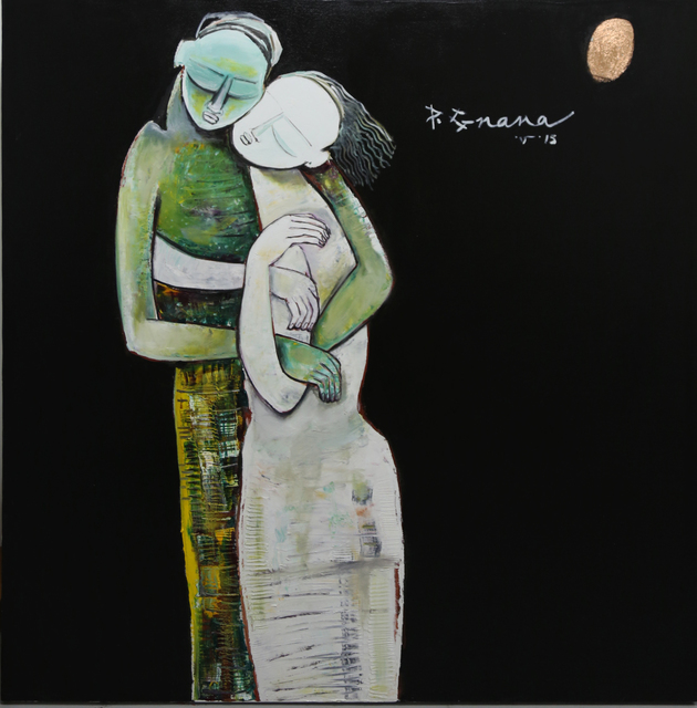 , 'Lunar Love,' 2015, Gnani Arts