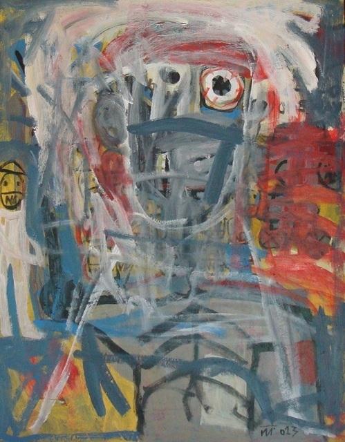 , 'No Chance,' 2013, Ai Bo Gallery