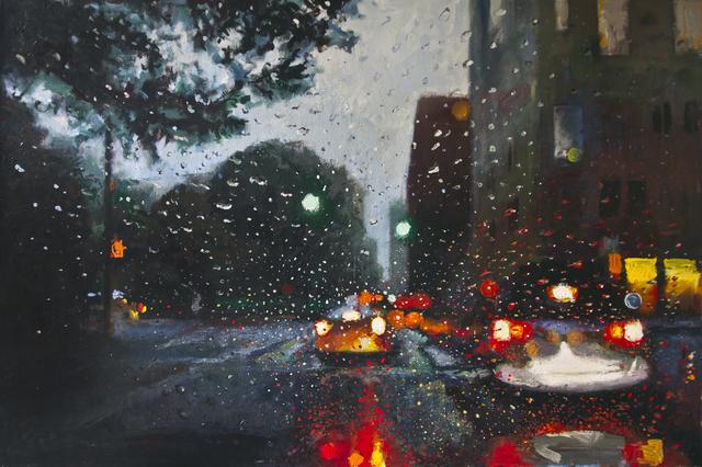 , 'Sparkles Light With Yellow Icing,' 2018, John Sanchez Studio