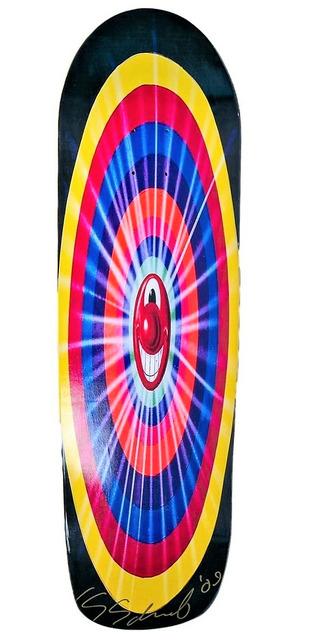 Kenny Scharf, 'Skateboard Deck, 2009, Signed Edition of 100.', 2009, VINCE fine arts/ephemera