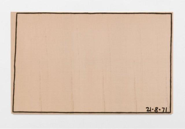 , 'Mister Paranoia V 21.8.71,' 1971, Richard Saltoun