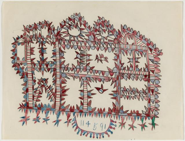 , 'Three Story Military ,' 1964-1969, Ricco/Maresca Gallery