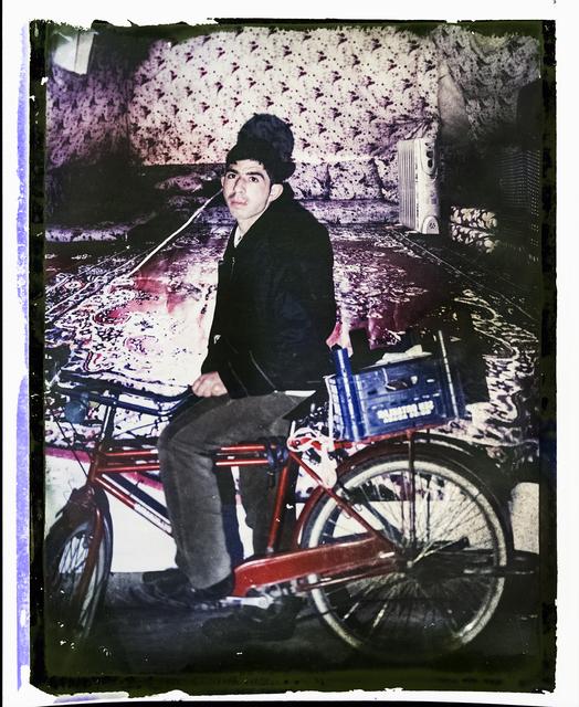 , 'Soliman's Tent 3,' 2014-2015, Hafez Gallery