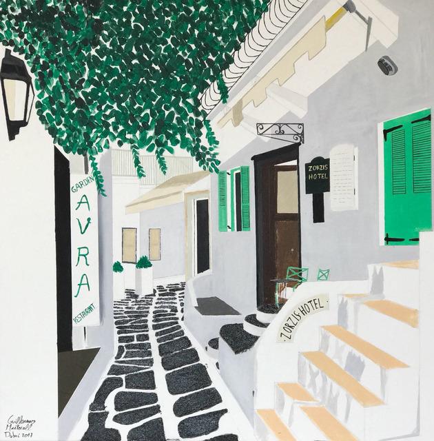 Guillermo Martorell, 'Streets of Mykonos', 2017, the gallery STEINER