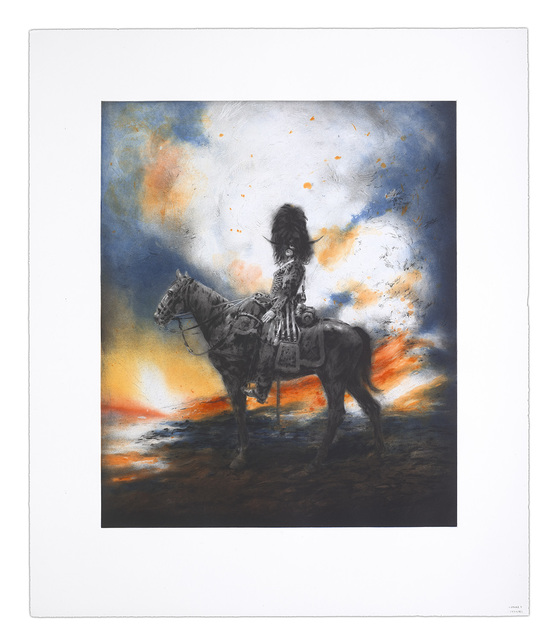 , 'Dark Messenger, Shore's Edge,' 2016, Nicholas Metivier Gallery