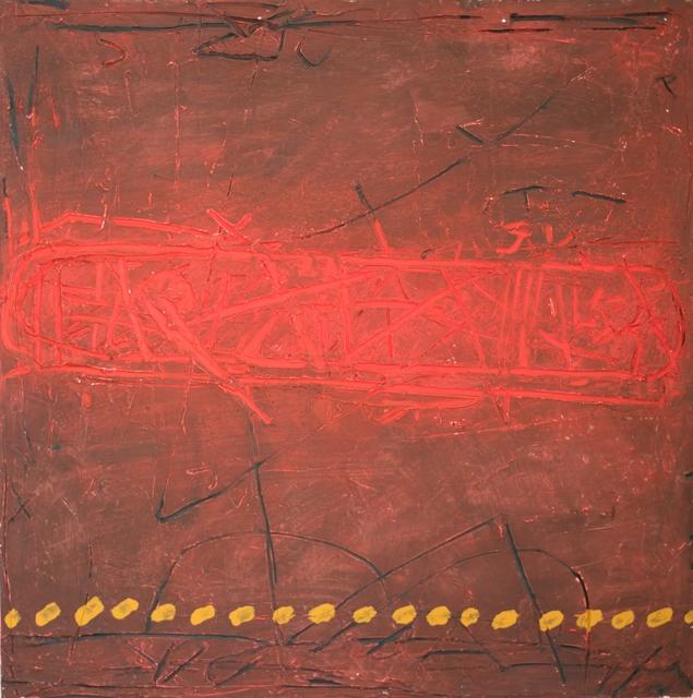 , 'IN RED,' 2018, Bellart Gallery