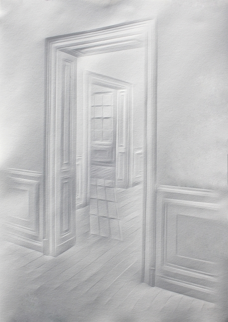 , 'Untitled (light and doors),' 2014, Galerie Thomas