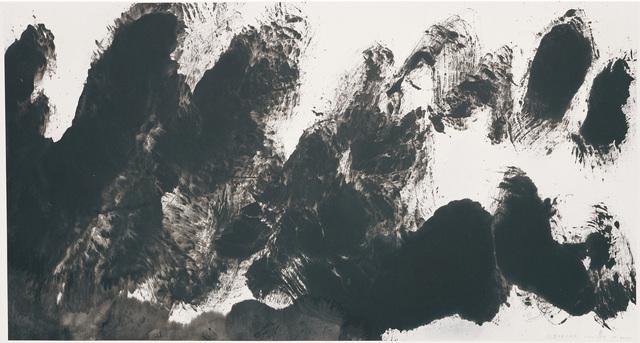 , '0831,' 2008, Ink Studio