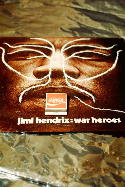 , 'Cosmococa 5: Hendrix-War CC5-07,' 1973, Galerie Lelong & Co.