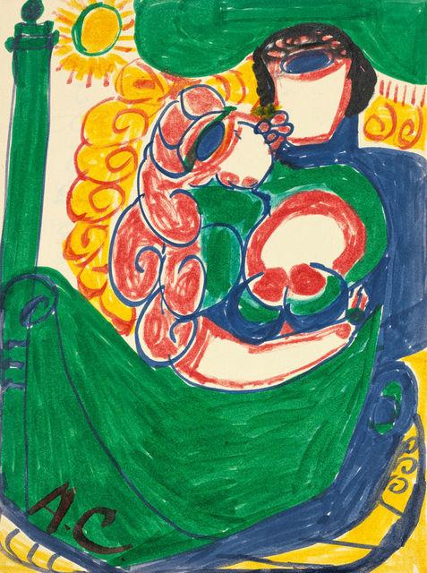 , 'Poignard Borgia de Venise,' 1963-1964, Gregor Staiger