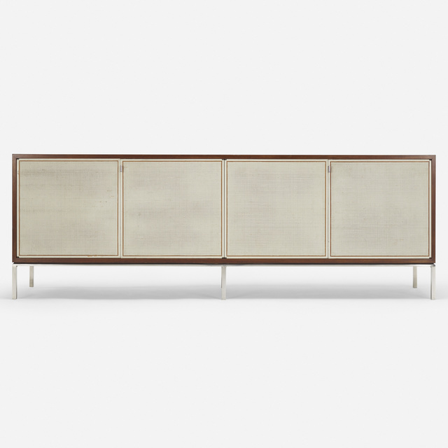 Florence Knoll, 'Cabinet from the CBS building, New York', c. 1965, Wright