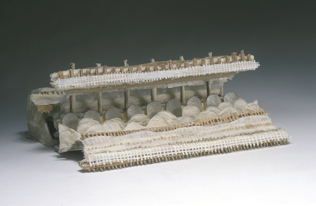 , 'Crowd #2,' 2001, Lesley Heller Gallery