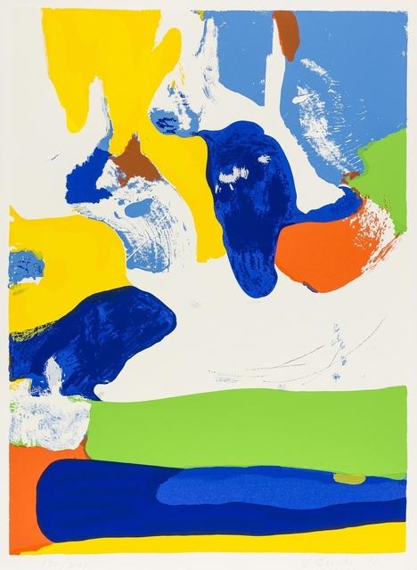 James Brooks (b. 1974), 'Concord', 1975, Print, Screenprint in colours, Forum Auctions