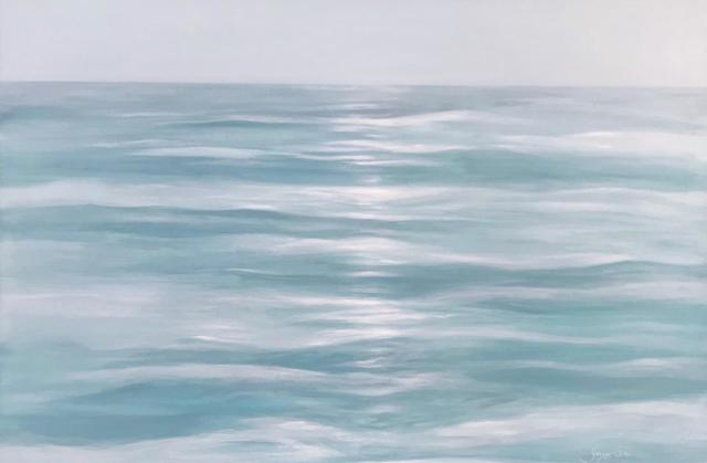 , 'Horizontal Serenity,' 2018, Ginger Fox Gallery