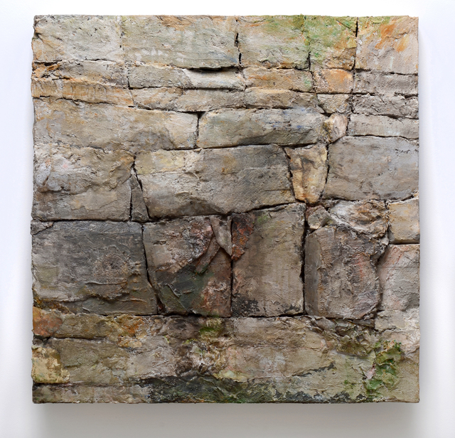 , 'Rock Face, Buckley's Corners,' 2010, Carrie Haddad Gallery