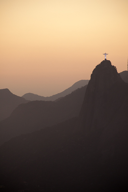 , 'Rio de Janeiro - Cristo,' 2013, Galeria Lume