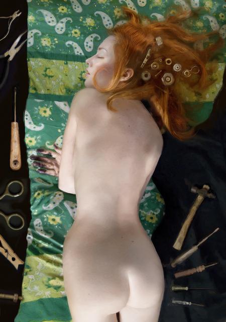 , 'Fot Klimt,' 2006, Faur Zsofi Gallery