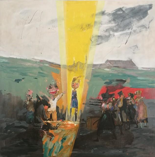 Mohammed Al Mahdi, 'Goya', 2018, Albareh Art Gallery
