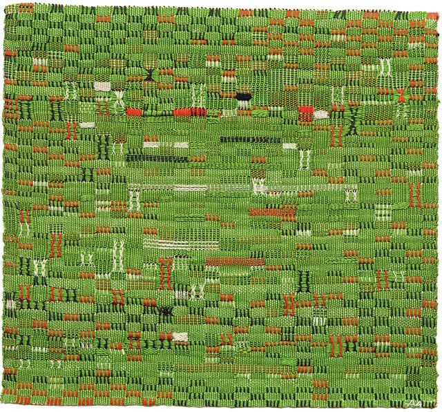 Anni Albers, 'Pasture', 1958, Tate Modern