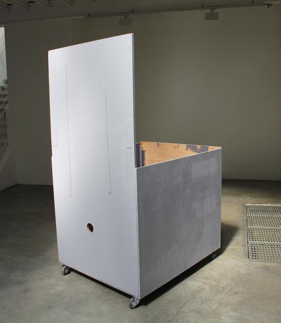 , 'Container (Paris),' 2016, Galerie Les filles du calvaire