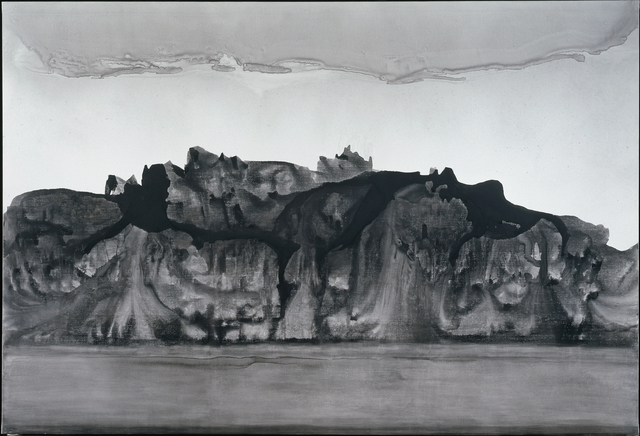 , 'Soul Mountain,' 2012, Musée d'Ixelles