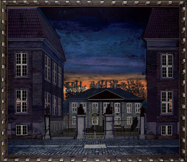 , 'Hospital,' , Kunstforeningen GL STRAND