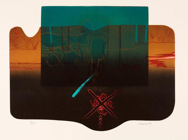 , 'Oriental Quintet V,' 1989, Meem Gallery