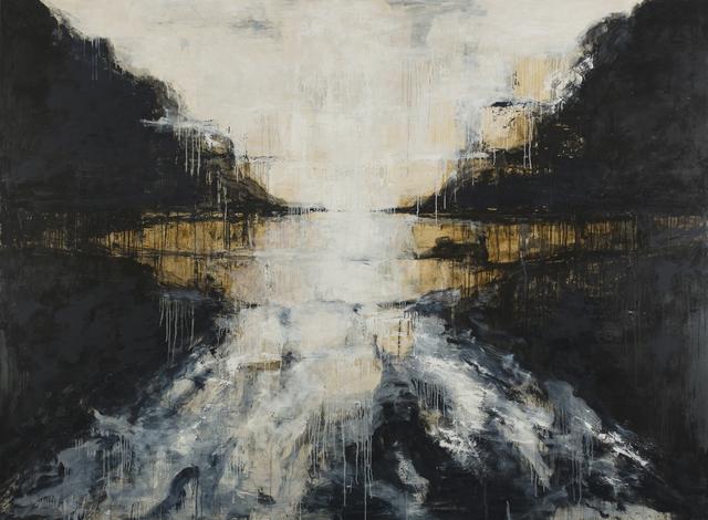 Paul Manes, 'Porto Ercole', 2014, Painting, Oil on canvas, Cris Worley Fine Arts