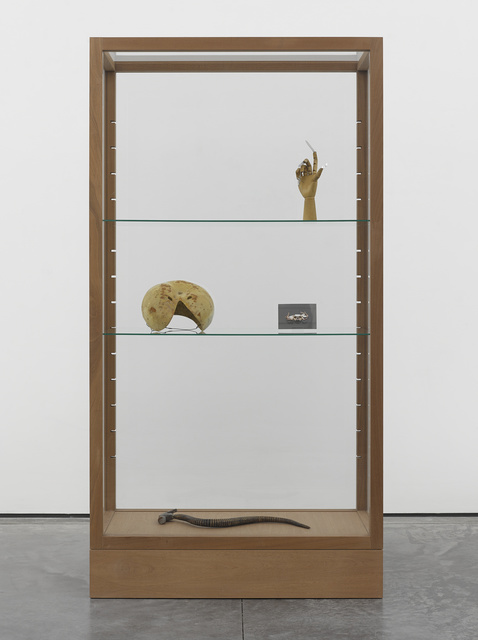 , 'Short History of Gesture1. Hypothesis: bridge to nature,' 2013, White Cube