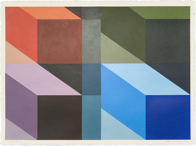 , 'Cobalt Blue 2 ,' 2018, Treason Gallery