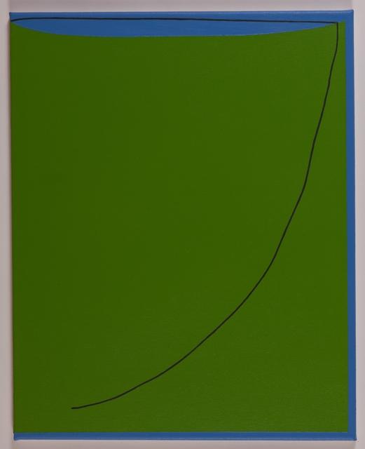 , '#7453,' 2015, Kirk Stoller
