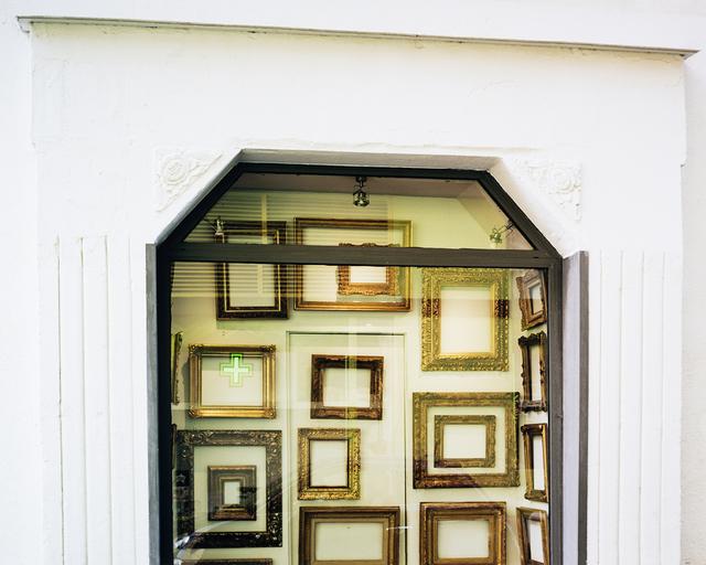 , 'Spiegel (Fenster),' 2019, SETAREH