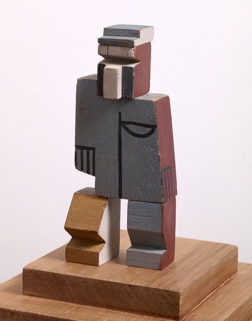 , 'Hombre (Man),' 1930, The Museum of Modern Art