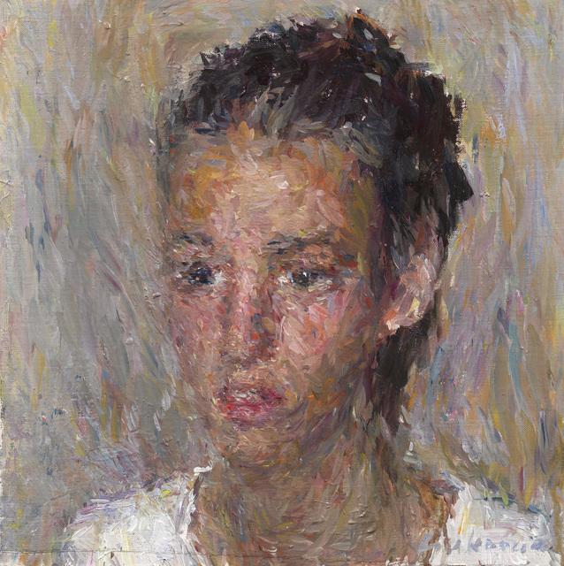 , 'Aure en blanc,' 2017, Galerie Koch