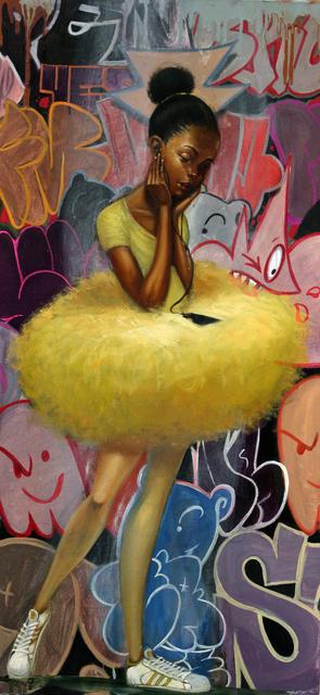 , 'Focus,' 2017, Richard Beavers Gallery
