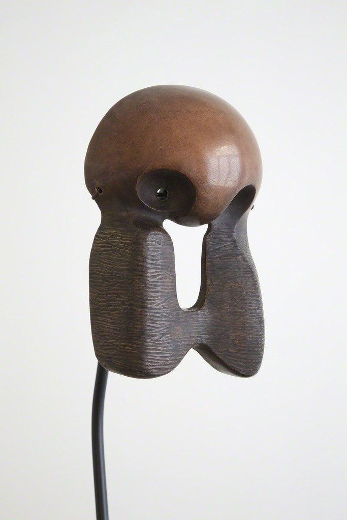 Simon Starling, 'Project for a Masquerade (Hiroshima) Ushiwaka's Masks ,' 2012, Casey Kaplan