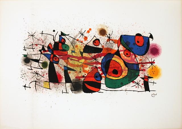 Joan Miró, 'Ceramics', 1974, ArtWise