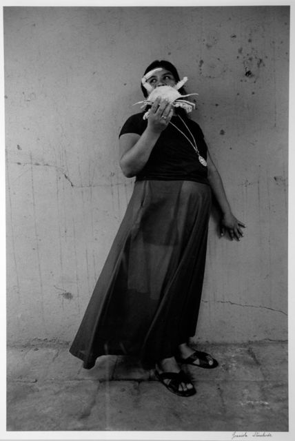 , 'Mujer cangrejo (Crab woman), Juchitan, Mexico,' 1985, Etherton Gallery