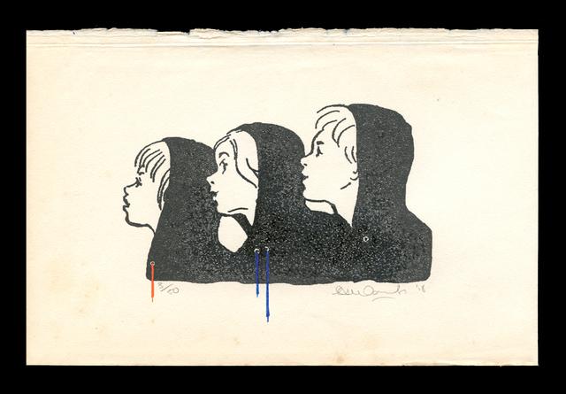 Ceal Warnants, 'Hoods ', 2017, Gina Cross