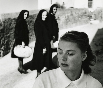 , 'Ingrid Bergman at Stromboli, Stromboli, Italy,' 1949, Jenkins Johnson Gallery