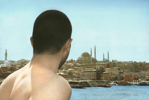 , 'Self portrait, Istanbul 2009,' 2009, Galerie Nathalie Obadia