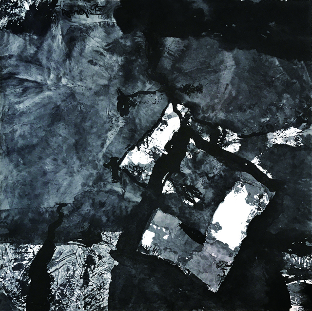 , 'Apparition 2,' 1995, Galerie du Monde