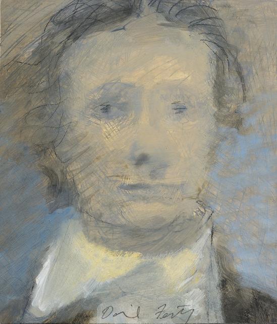David Fertig, 'John Keats', 2014, Paul Thiebaud Gallery