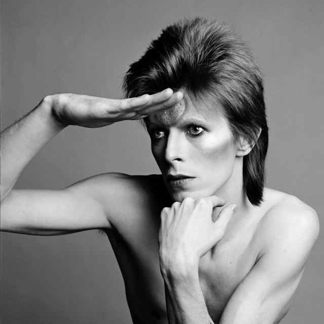 , 'David Bowie: As I Ask You To Focus On,' 1973, Snap Galleries