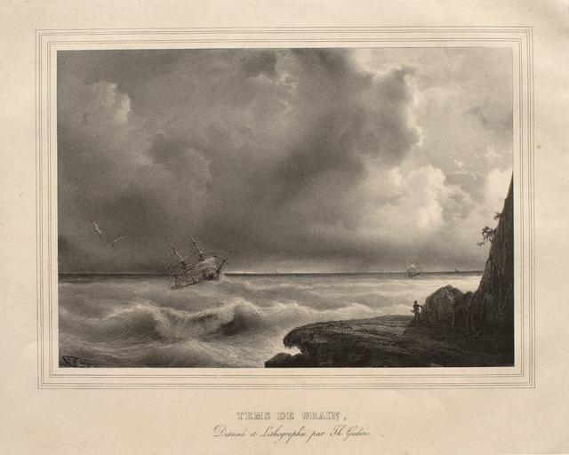 , 'Tems de Grain,' 1812-1880, Clark Art Institute