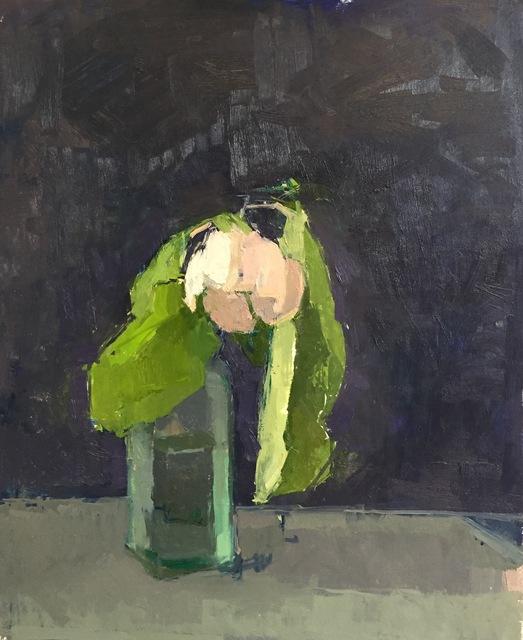 , 'Mum's Quince Flower,' 2017, Sarah Wiseman Gallery