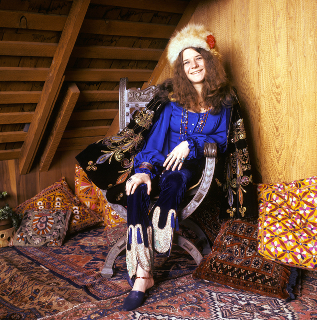 , 'Janis Joplin at Spaulding's,' , Gallery 270
